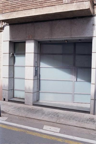 Fachada - Local comercial en alquiler en calle Angel Guimera, Centre en Sabadell - 90437584