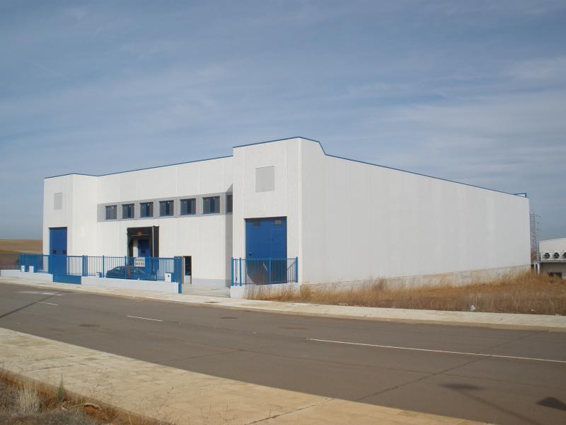 Vistas - Nave industrial en alquiler en calle Puerto de Tiro, Salamanca - 91680832