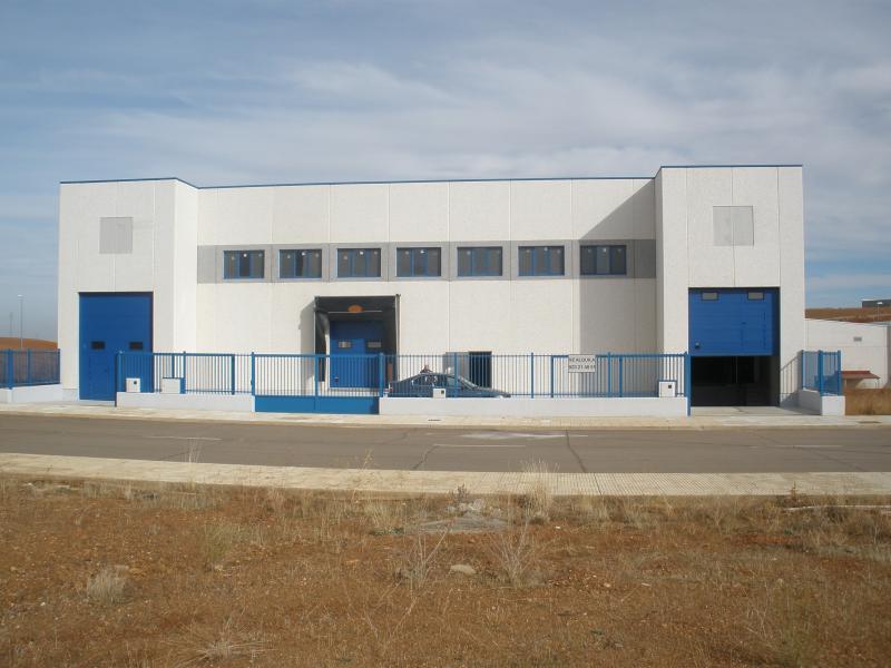 Fachada - Nave industrial en alquiler en calle Puerto de Tiro, Salamanca - 91680858