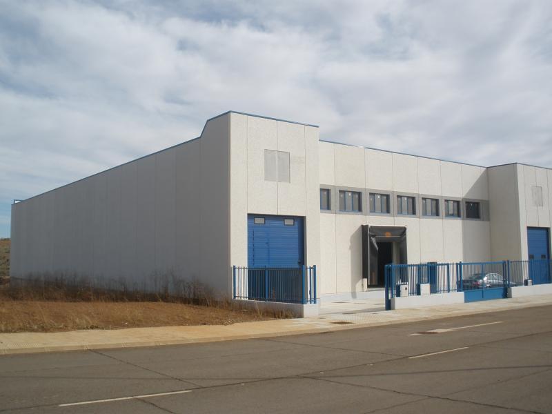 Fachada - Nave industrial en alquiler en calle Puerto de Tiro, Salamanca - 91680944
