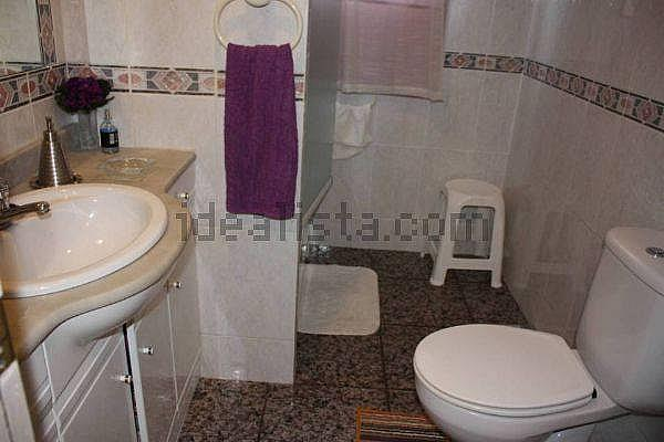 Baño - Casa en alquiler en calle Llobet, La Floresta en Sant Cugat del Vallès - 320689690