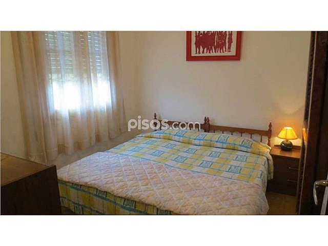 Dormitorio - Casa en alquiler en calle Llobet, La Floresta en Sant Cugat del Vallès - 320689693