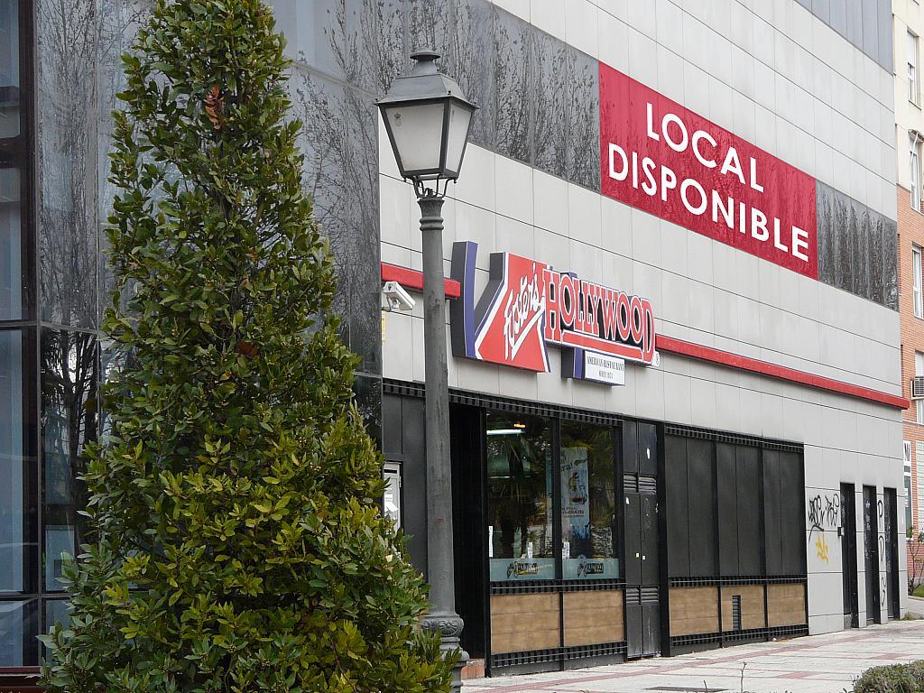 Fachada - Local comercial en alquiler en calle De la Libertad, San Jose-Valderas-Parque Lisboa en Alcorcón - 301314159