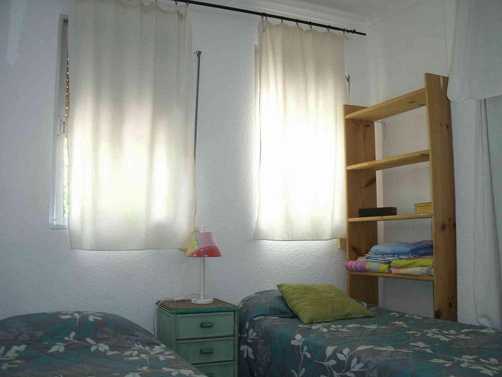 Dormitorio - Piso en alquiler en calle Jumilla, La Llum en Valencia - 318875139