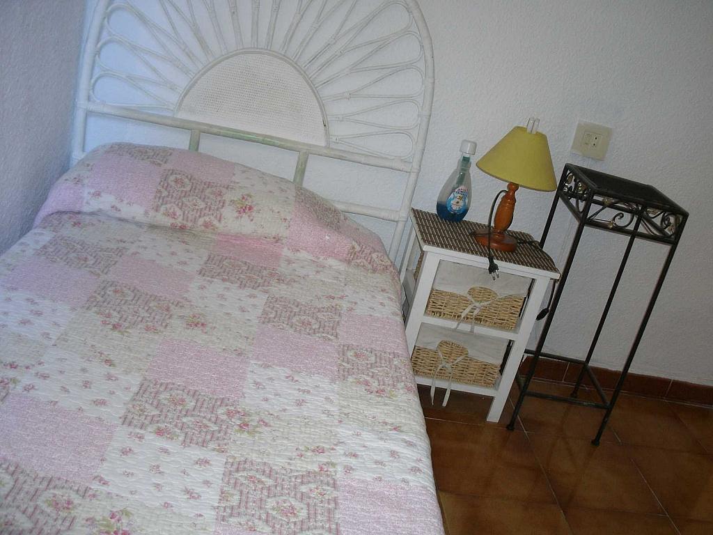Dormitorio - Piso en alquiler en calle Jumilla, La Llum en Valencia - 318875323