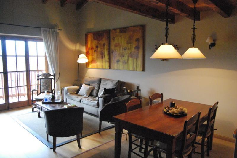 Comedor - Dúplex en alquiler en urbanización Le Village Rue de Font Romeu, Llívia (Girona) - 100975184