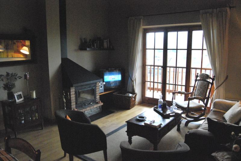 Salón - Dúplex en alquiler en urbanización Le Village Rue de Font Romeu, Llívia (Girona) - 100975186
