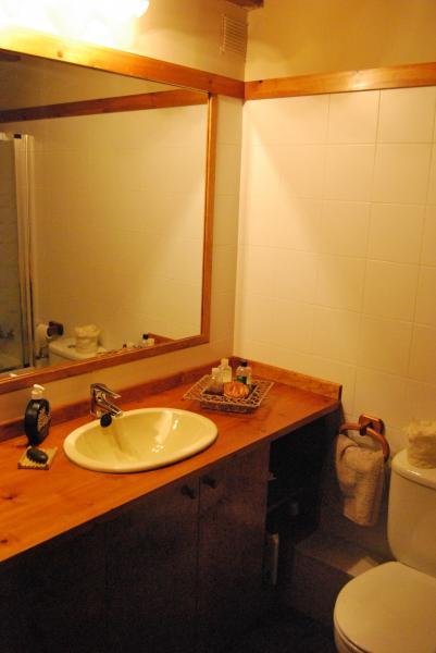 Baño - Dúplex en alquiler en urbanización Le Village Rue de Font Romeu, Llívia (Girona) - 100975192