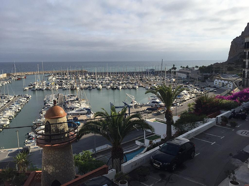 Vistas - Ático en alquiler en calle Nou, Parc del Garraf en Sitges - 320754672