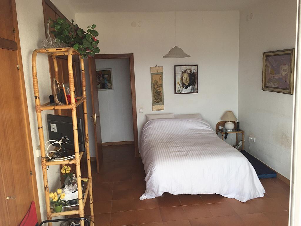 Dormitorio - Ático en alquiler en calle Nou, Parc del Garraf en Sitges - 320754687