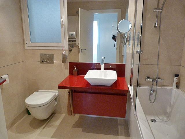 Baño - Apartamento en alquiler en calle Munich, Altea - 320730474