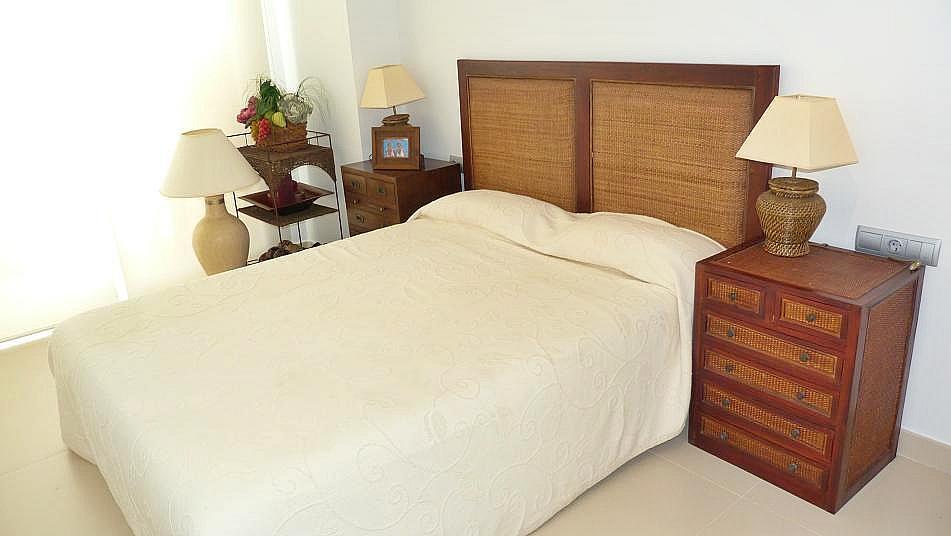 Dormitorio - Apartamento en alquiler en calle Munich, Altea - 320730489