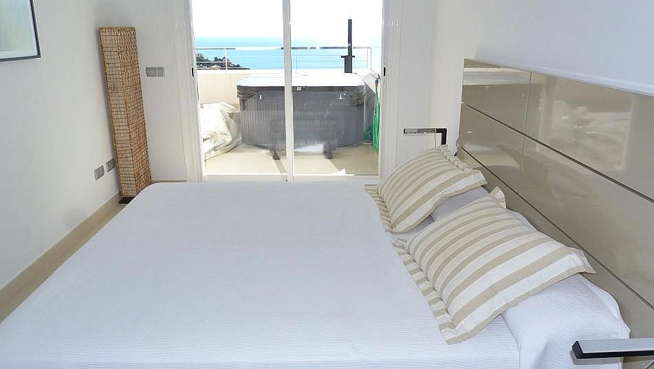 Dormitorio - Apartamento en alquiler en calle Munich, Altea - 320730494