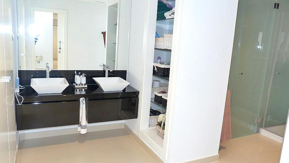 Baño - Apartamento en alquiler en calle Munich, Altea - 320730500
