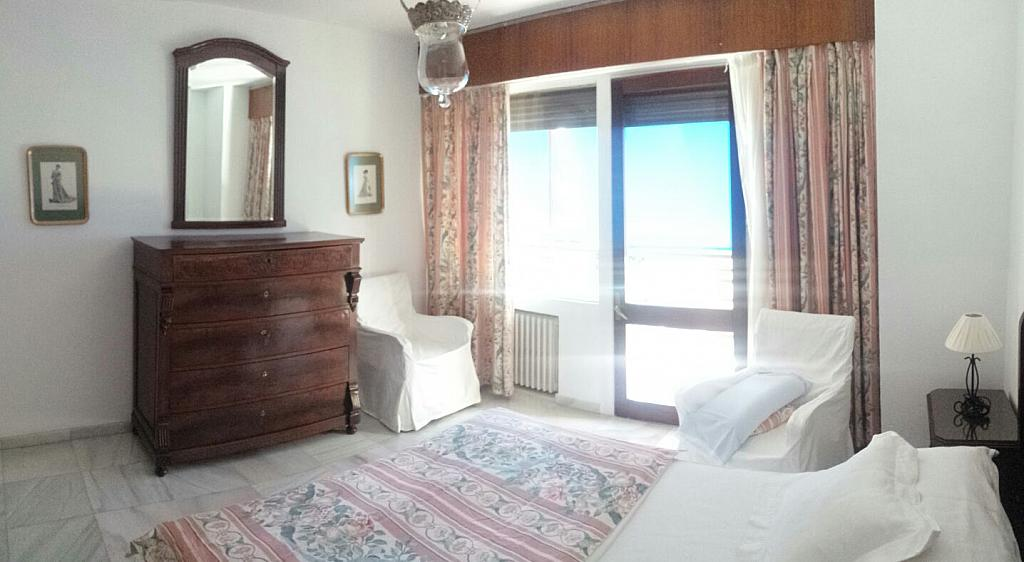 Dormitorio - Piso en alquiler en calle Eduardo Dato, Nervión en Sevilla - 331823570