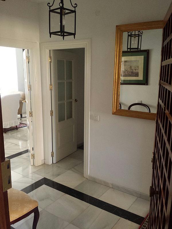 Vestíbulo - Piso en alquiler en calle Eduardo Dato, Nervión en Sevilla - 331823576