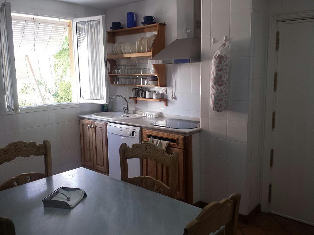 Cocina - Piso en alquiler en calle Eduardo Dato, Nervión en Sevilla - 331823580