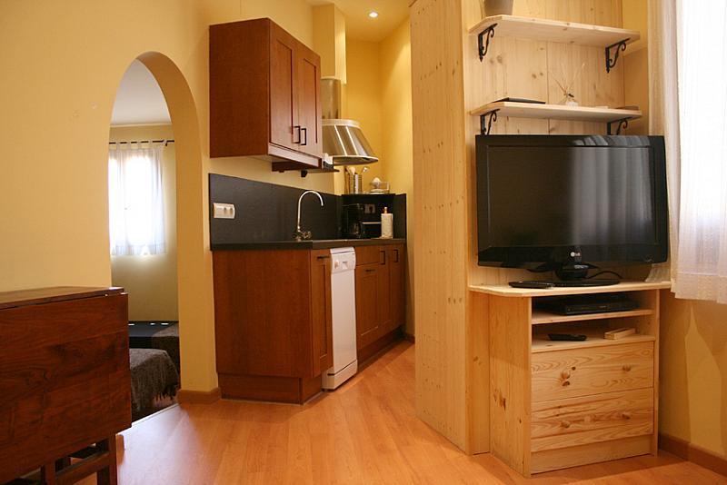 Plano - Apartamento en alquiler de temporada en calle Fluvia, Provençals del Poblenou en Barcelona - 146148268