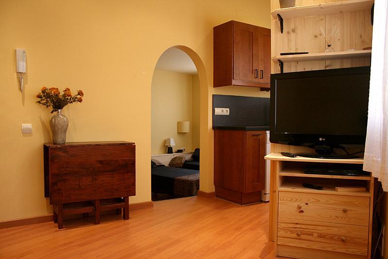Plano - Apartamento en alquiler de temporada en calle Fluvia, Provençals del Poblenou en Barcelona - 146150391