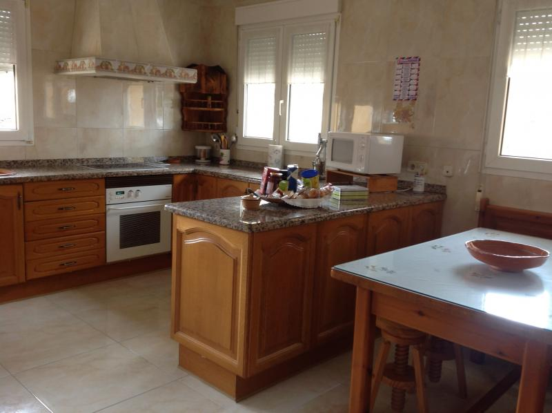 Cocina - Chalet en alquiler en calle Real, Becerril de la Sierra - 116147625