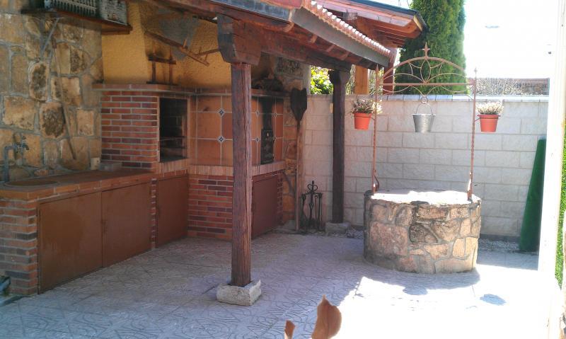 Detalles - Chalet en alquiler en calle Real, Becerril de la Sierra - 117225725