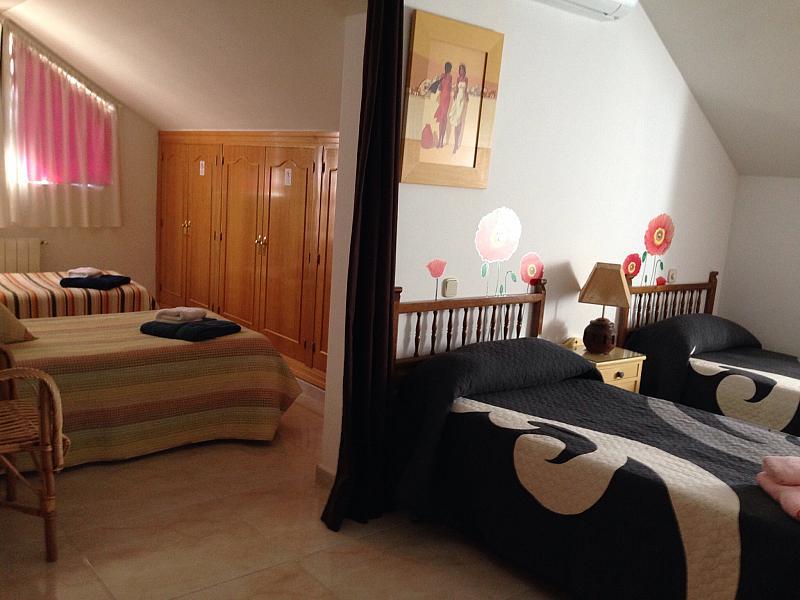 Dormitorio - Chalet en alquiler en calle Real, Becerril de la Sierra - 151902487