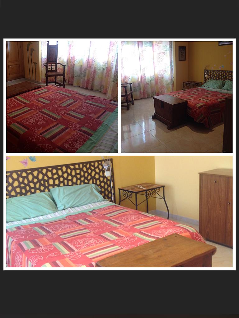 Dormitorio - Chalet en alquiler en calle Real, Becerril de la Sierra - 264457920