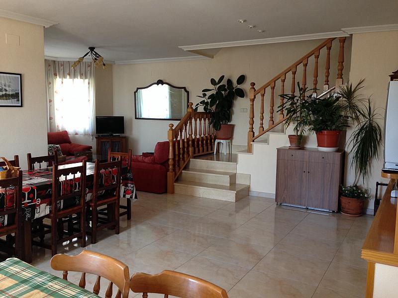 Salón - Chalet en alquiler en calle Real, Becerril de la Sierra - 264457922
