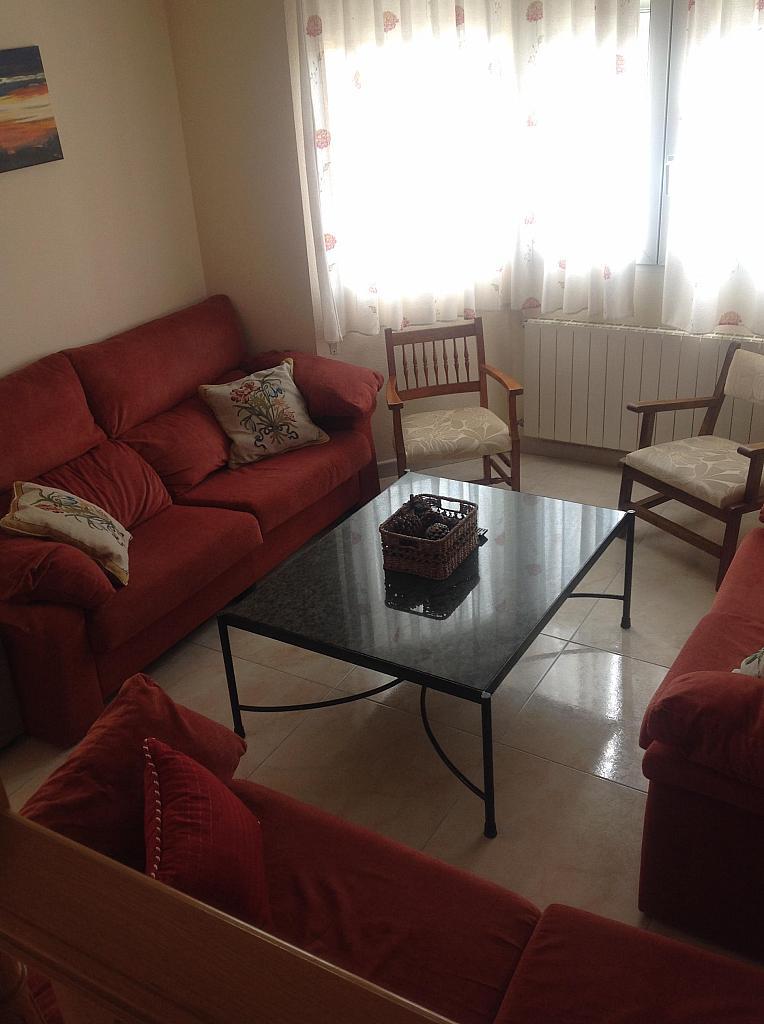 Salón - Chalet en alquiler en calle Real, Becerril de la Sierra - 264457923