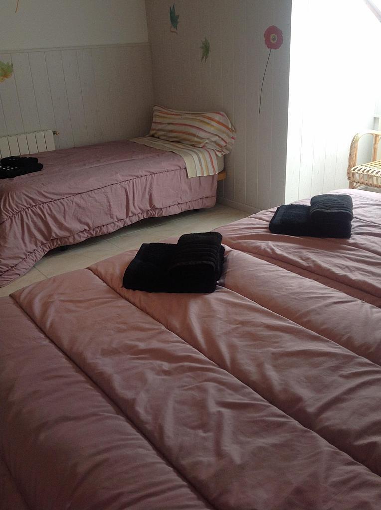 Dormitorio - Chalet en alquiler en calle Real, Becerril de la Sierra - 264457947