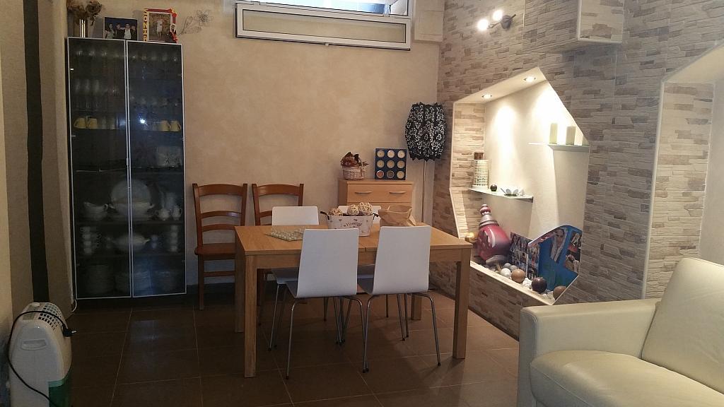 Salón - Casa adosada en alquiler opción compra en calle Creta, Gran Alacant en Santa Pola - 317180321