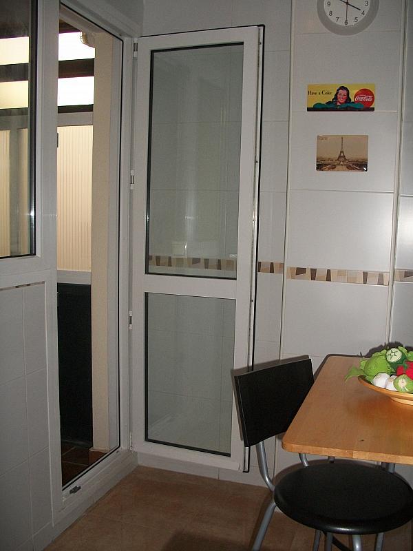 Cocina - Piso en alquiler en pasaje Angostura, Pedrezuela - 345748186