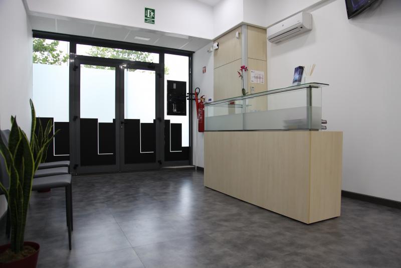 Vestíbulo - Despacho en alquiler en calle Olof Palme, Viladecans - 121652337
