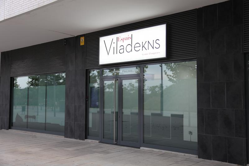 Fachada - Despacho en alquiler en calle Olof Palme, Viladecans - 121652349