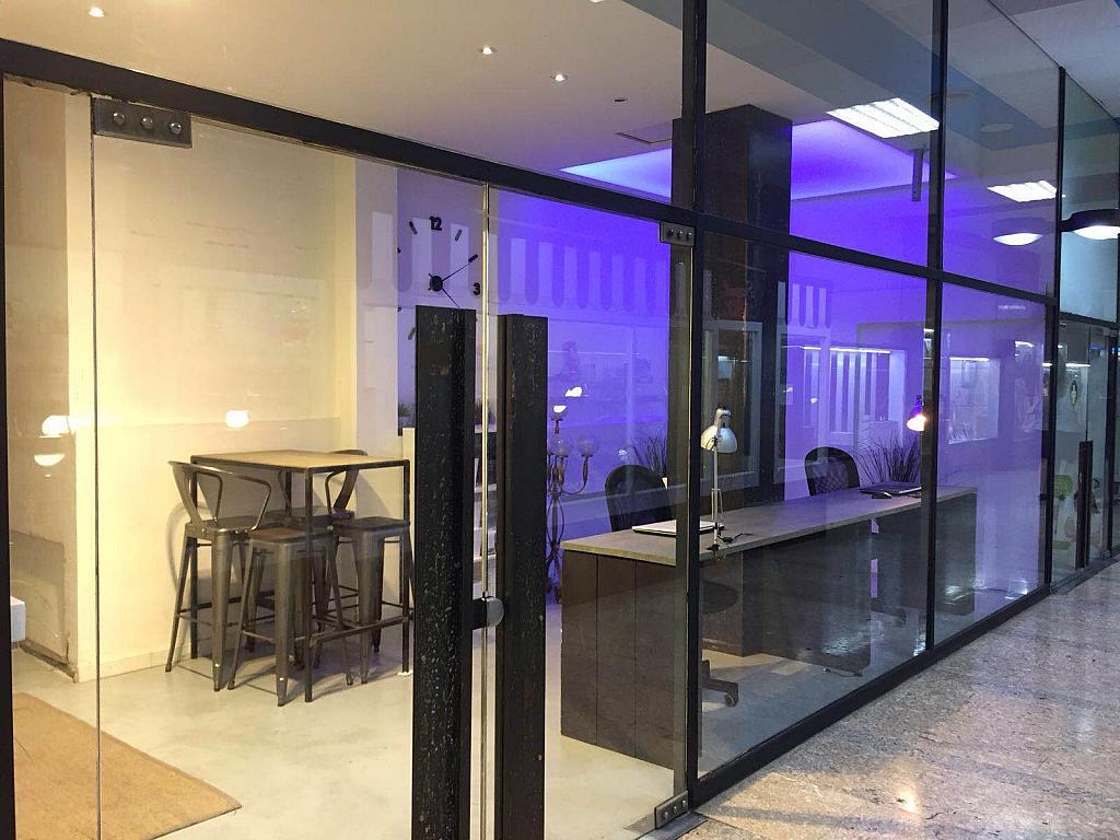 Fachada - Despacho en alquiler en calle Tuset, Sant Gervasi – Galvany en Barcelona - 317583972