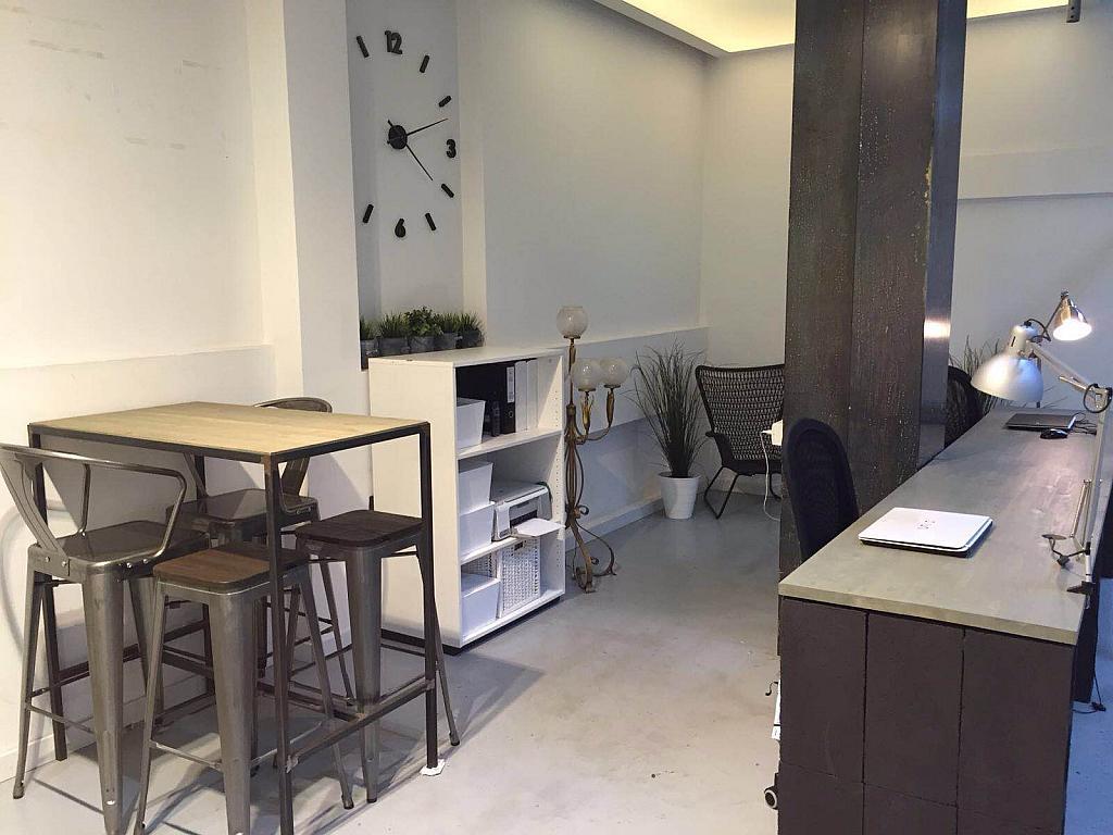 Fachada - Despacho en alquiler en calle Tuset, Sant Gervasi – Galvany en Barcelona - 317584012