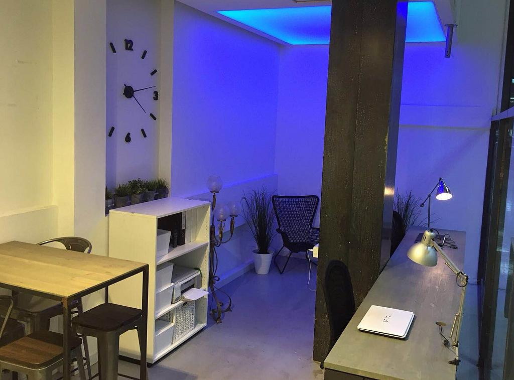 Fachada - Despacho en alquiler en calle Tuset, Sant Gervasi – Galvany en Barcelona - 317584039
