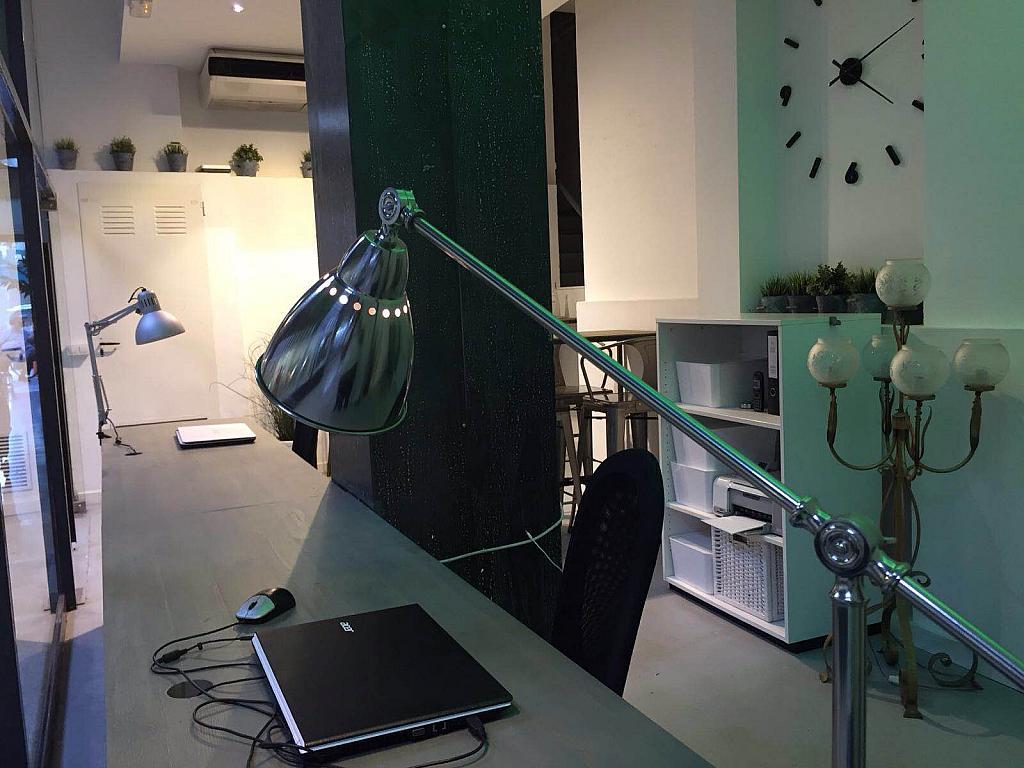 Fachada - Despacho en alquiler en calle Tuset, Sant Gervasi – Galvany en Barcelona - 317584063