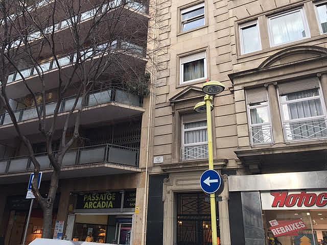 Fachada - Despacho en alquiler en calle Tuset, Sant Gervasi – Galvany en Barcelona - 317584242