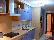 Cocina - Piso en alquiler en calle La Bolgachina, Auditorio-Parque Invierno en Oviedo - 121435072