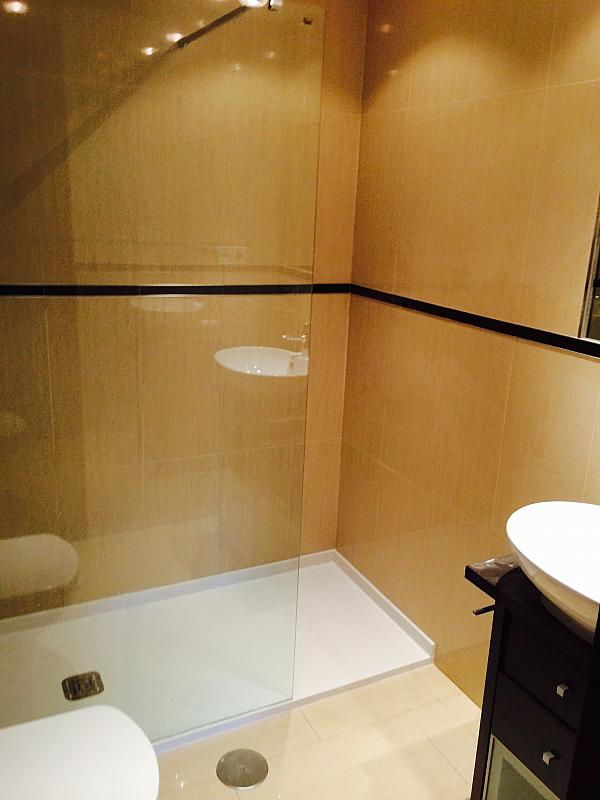 Baño - Piso en alquiler en calle La Bolgachina, Auditorio-Parque Invierno en Oviedo - 344305756