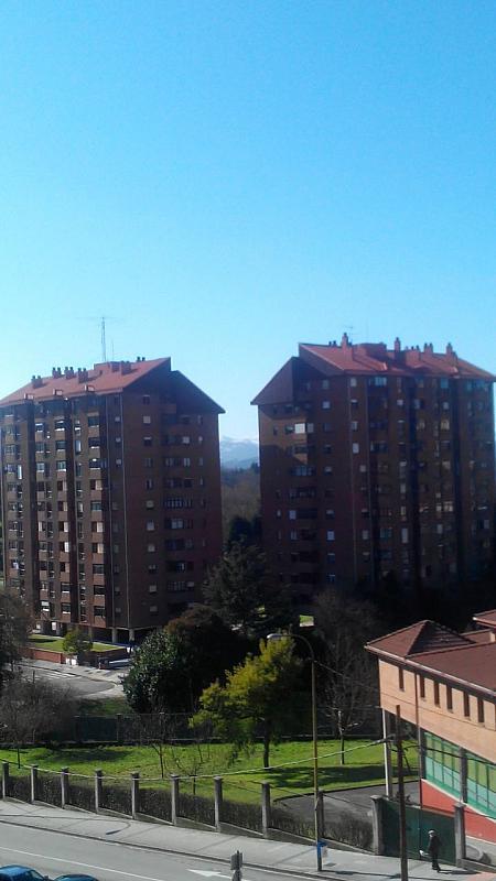Fachada - Piso en alquiler en calle La Bolgachina, Auditorio-Parque Invierno en Oviedo - 344305885