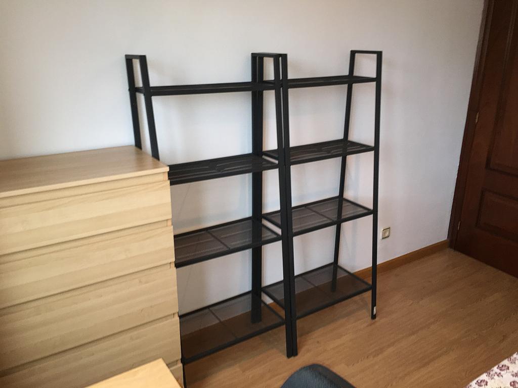 Dormitorio - Piso en alquiler en calle La Bolgachina, Auditorio-Parque Invierno en Oviedo - 344306031