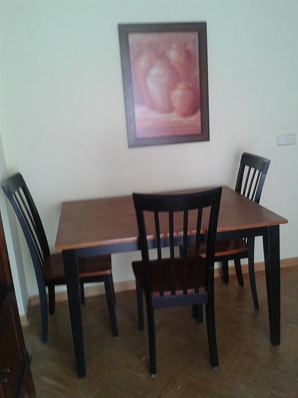 Salón - Apartamento en alquiler en calle Alpajés, Aranjuez - 336248160