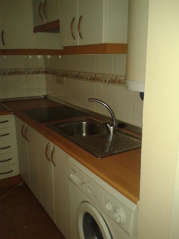 Cocina - Apartamento en alquiler en calle Alpajés, Aranjuez - 336248236