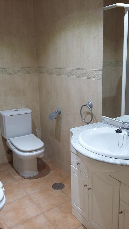 Baño - Apartamento en alquiler en calle Alpajés, Aranjuez - 336248239