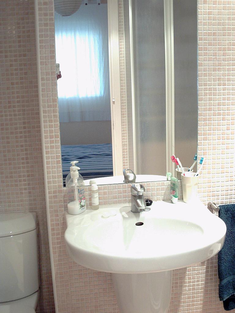 Baño - Apartamento en venta en calle Del Far, Cap salou en Salou - 209942702