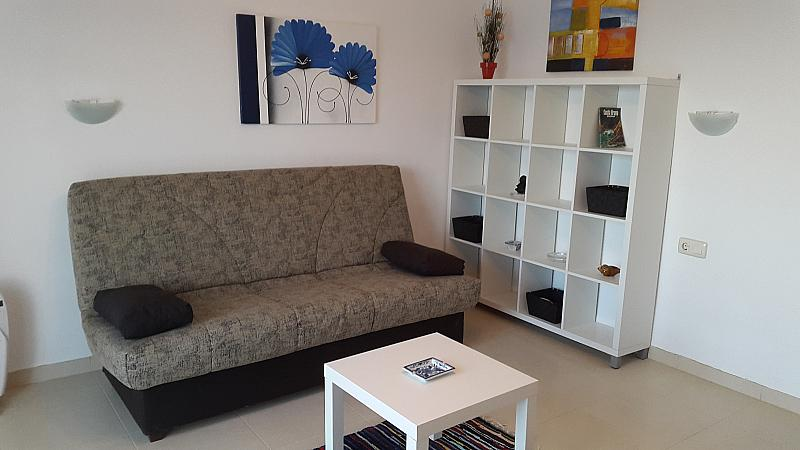 Salón - Apartamento en alquiler de temporada en calle Cadaques, Llançà - 180801954