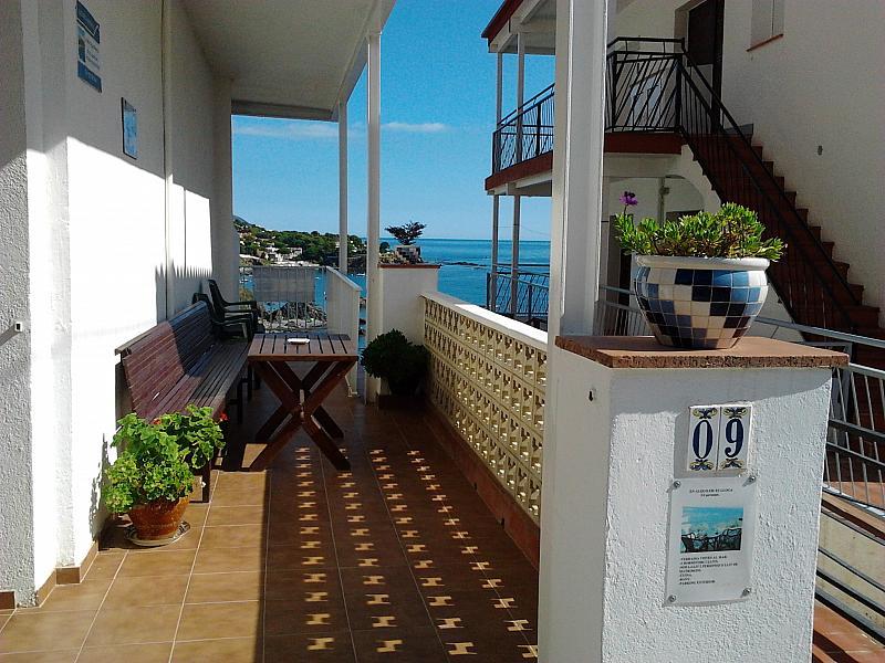 Porche - Apartamento en alquiler de temporada en calle Cadaques, Llançà - 180802139