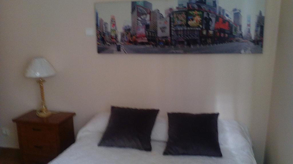 Dormitorio - Piso a compartir en plaza La Leña, Centro en Santander - 315899077